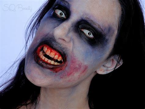 tutorial de zombie tutorial maquillaje zombie f 225 cil de hacer silvia quir 243 s