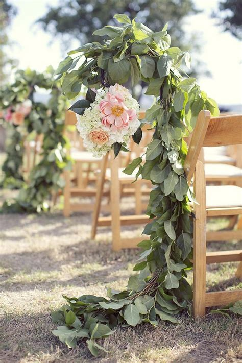 wedding inspiration an outdoor ceremony aisle wedding bells 90 best images about aisle petal decor on