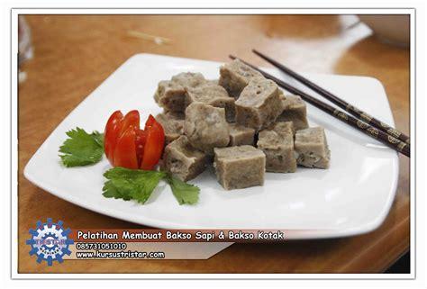 biaya membuat warung bakso food product kursus tristar