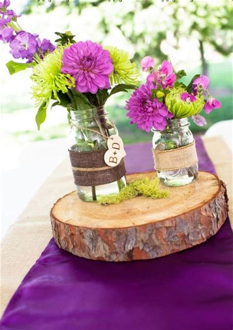 do it yourself wedding centerpieces with jars 15 easy jar centerpiece diy to make