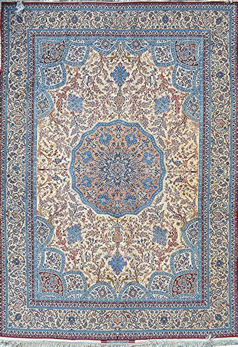 Aalighapo Grand Master Ahmad Seirafian Silk Persian Rug Rugs Silk