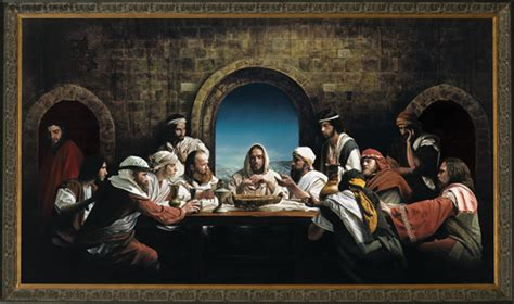 art now and then art and jesus the last suppers