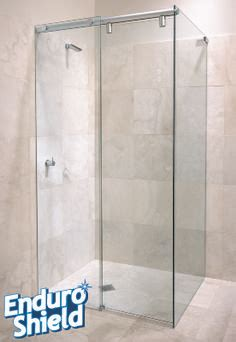 1000 Images About Enduroshield Showers Bathrooms On Treated Glass Shower Doors