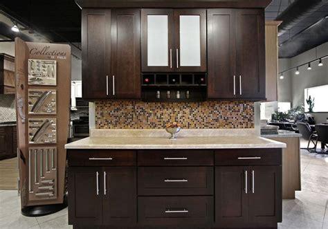 espresso colored storage cabinets stock kitchen cabinets shaker espresso finish shaker