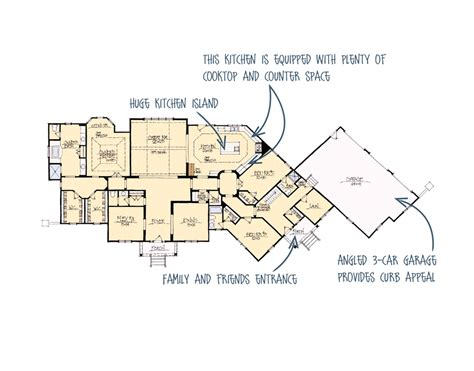 new orleans floor plans quarter house plans