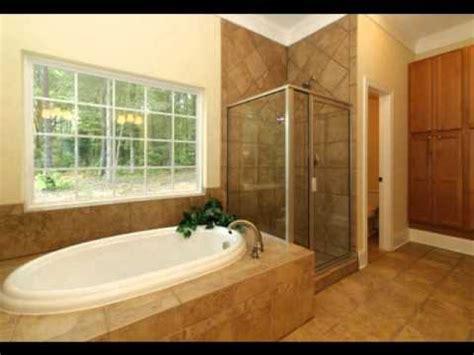 master bathroom design ideas tub styles  trends youtube