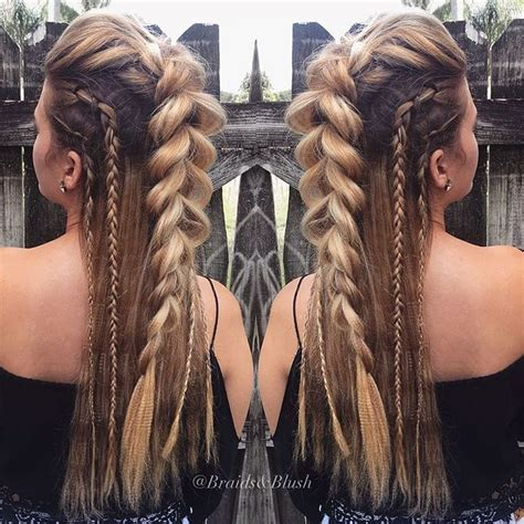 vikings rollo braided hair best 25 viking braids ideas on pinterest braided faux