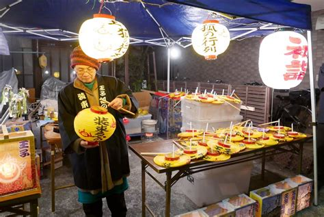 new year s in japan oji fox parade pechluck s food