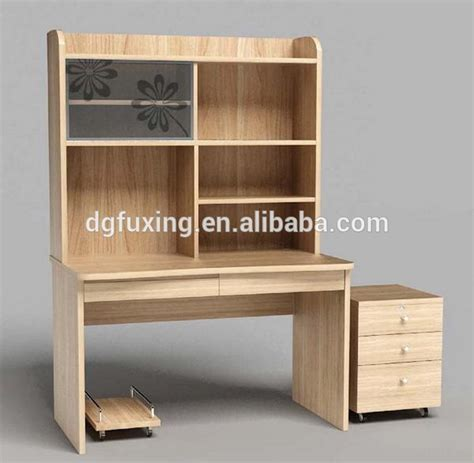 Bookshelf Low Price by Melamine Laminated Wooden Computer Desk Bookshelf With Low