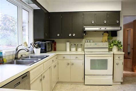 bisque kitchen cabinets after before after kitchen cabinet painting gt gt http