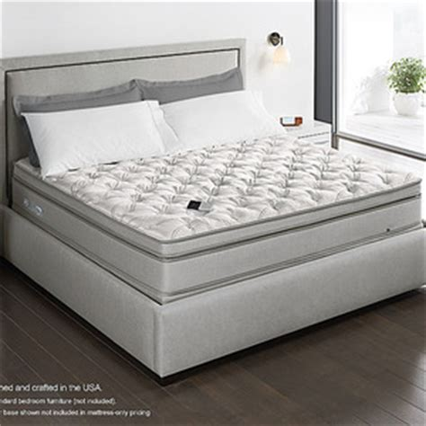 sleep number bed pillow top sleep number innovation series i8 pillowtop mattress