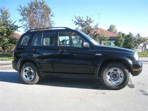 Suzuki Grand Vitara 2001 For Sale 2001 Suzuki Grand Vitara Pictures 2 5l Gasoline