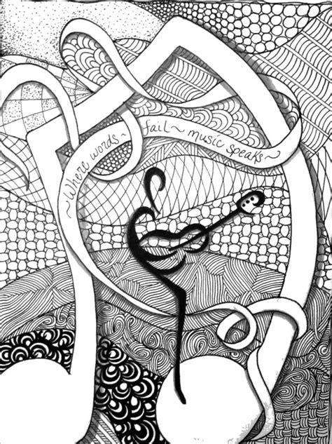 music mandala coloring pages ausmalen erwachsene musik wenn die w 246 rter fehlen