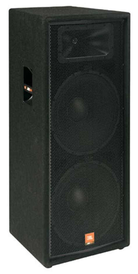 Speaker Jbl jbl jrx125 portable dual 15inch 2 way speaker pssl