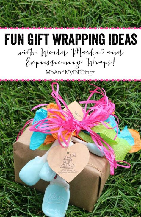 Funny Ways To Wrap Gift Cards - fun gift wrapping ideas a night owl blog