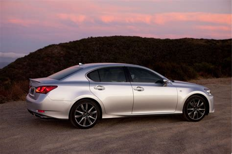 2014 lexus g350 2014 lexus gs 350 gets eight speed auto other updates