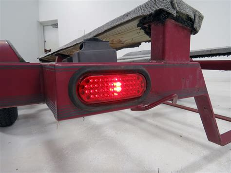 waterproof led trailer lights trailer tail light stop tail turn led waterproof