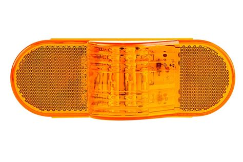 Turn Lights by Oval Led Truck And Trailer Light 6 Led Mid Turn Signal