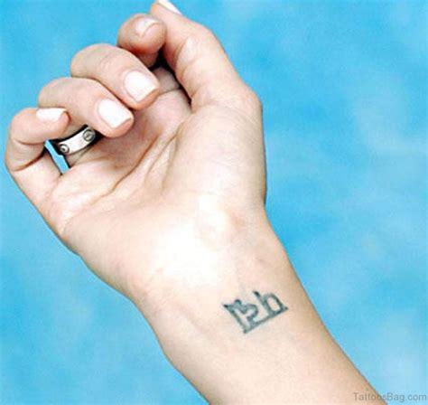 50 charming wording tattoos for wrist