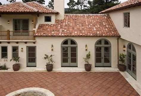 spanish style homes exterior paint colors exterior of a spanish style luxury home with stucco walls