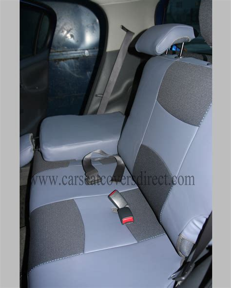 toyota yaris seat covers 2005 details