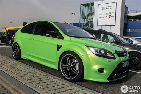wolf ford ford focus rs 2009 wolf racing 21 oktober 2012 autogespot