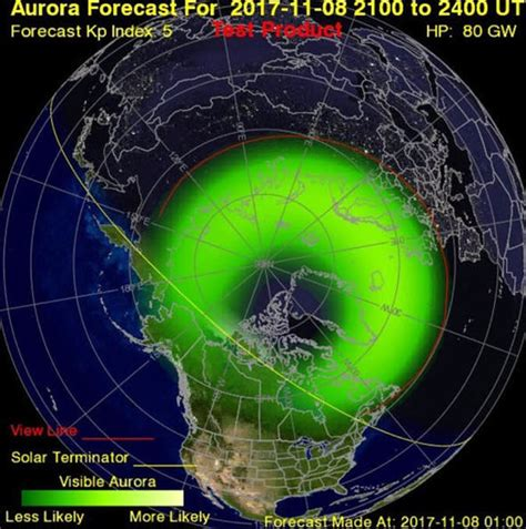 northern lights viewing map northern lights in uk tonight where can you see the