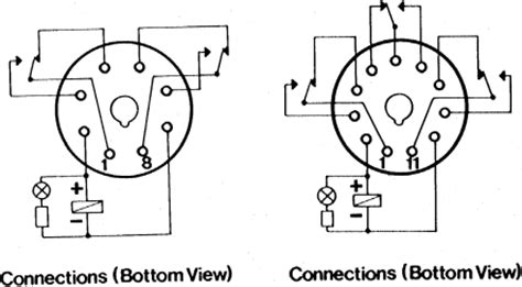 8 pin dpdt relay wiring diagram get free image about wiring diagram