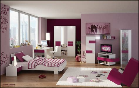 girls bedroom deco teenage room designs