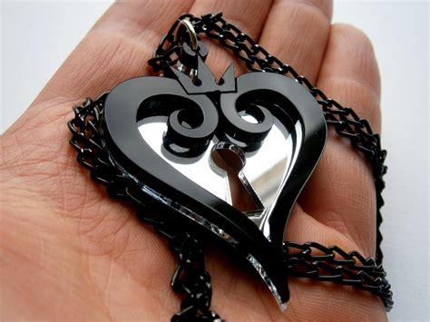 kingdom hearts neckalce sale geekery jewelry