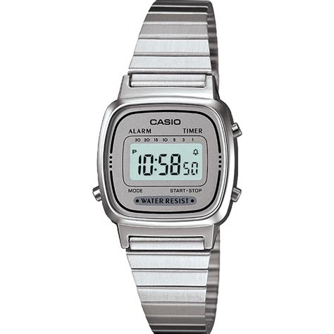 casio la670wea 7ef casio collection timepieces products casio
