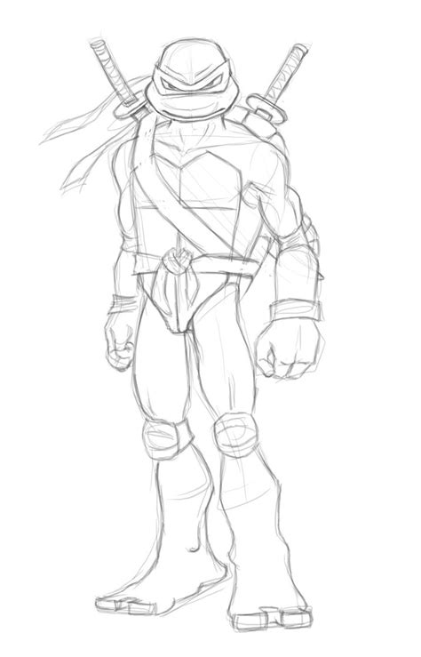 tmnt leo face coloring page coloring pages