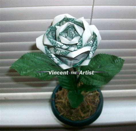 Money Origami Roses - 1000 images about origami on