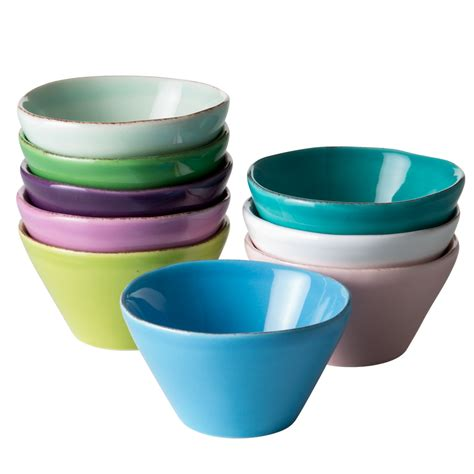 Rice Toskana Geschirr by Rice Organic Keramik Sch 228 Lchen 9er Set Kaufen