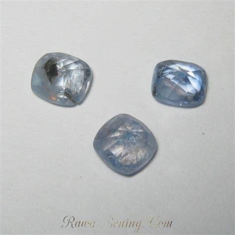 Batu Ereke Sulawesi Tenggara 2 Pcs K 094 Berkualitas 1 jual batu safir srilanka light blue ceylon sapphire 2 5 carat