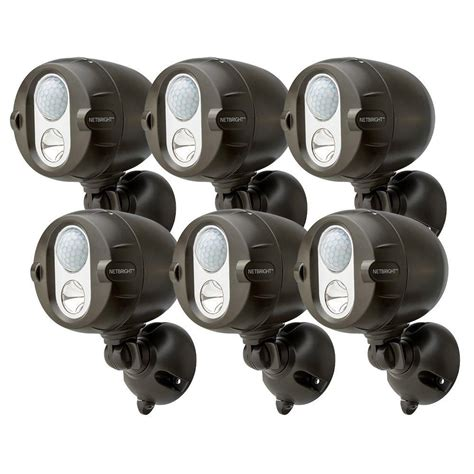 Mr Beams Networked Wireless Motion Sensing Outdoor Led Mr Outdoor Lights