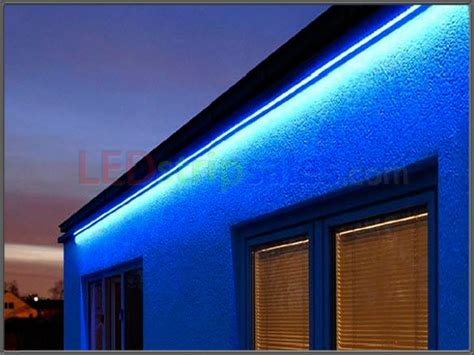 Led Light Strips For Outdoor Use Led Light Design Exterior Led Lighting Building Commercial Outdoor Led Lighting