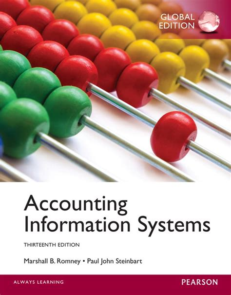Eccounting Information Systems 1 romney steinbart accounting information systems