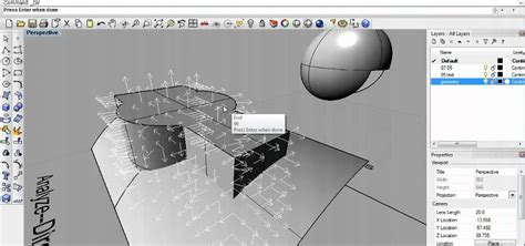 tutorial video rhino how to troubleshoot solids and booleans in rhino 4 0