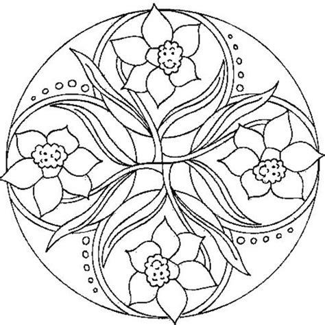 Coloriage Mandala 3 Coloriage A Imprimer
