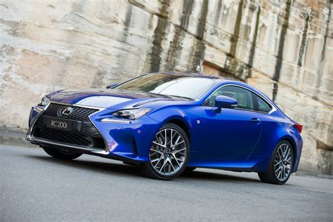 2015 lexus rc coupe price 2016 lexus rc coupe pricing and specifications entry