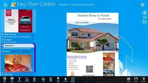 image gallery flyer creator