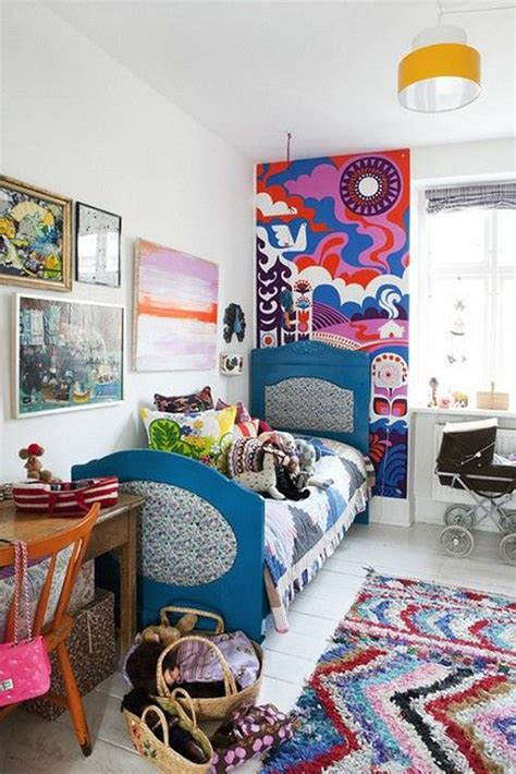 chambre kid 20 stunning bohemian youngsters bedroom tips decorazilla