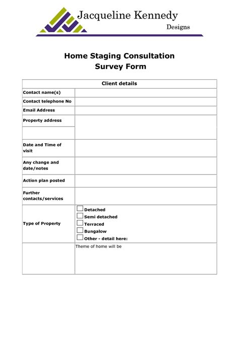 interior decorating contract template home staging contract template bing images staging