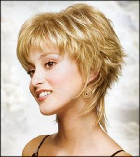 medium shag cut for over 50 short shaggy hairstyles for women over 50