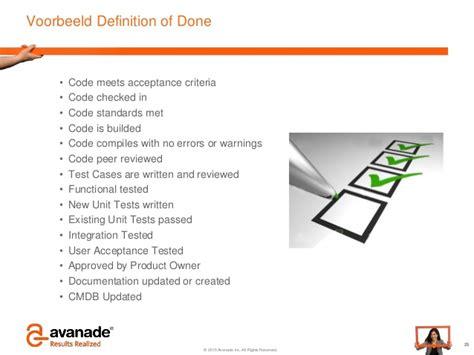 design guidelines definition maak kennis met scrum