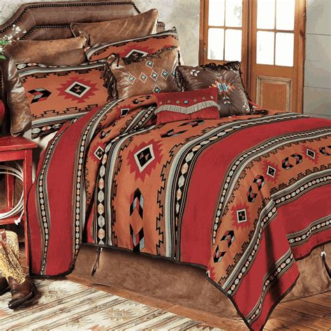 Southwestern Bedding Sets Southwestern Cibola Bed Set