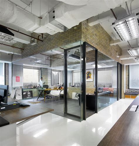 office space  glass walls hawk haven