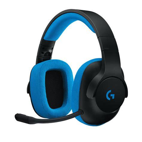 Headset Logitech G233 Logitech G433 G233 Prodigy Announced Includes Pro G