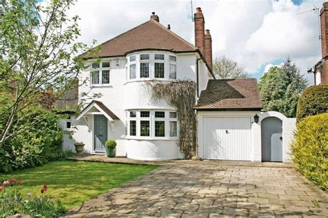 House Plan With Detached Garage 3 bedroom detached house for sale in goffs oak